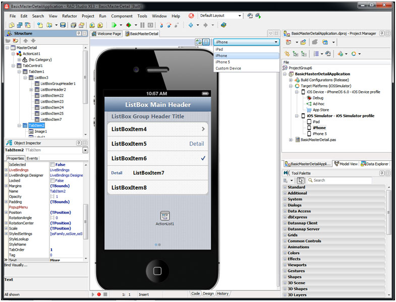 Razvoj iOS aplikacija pomoću Delphi-a
